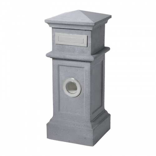 house mounted mailbox commercial mail boxes