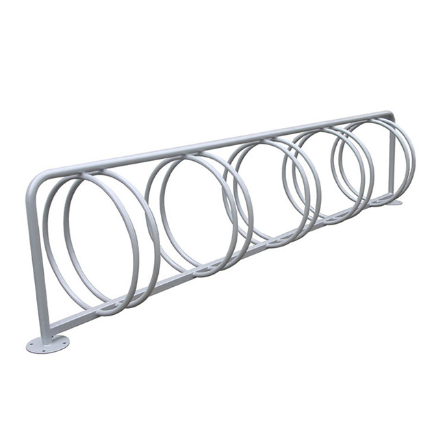 street commercial bicycle storage rack bike parking stand for customer