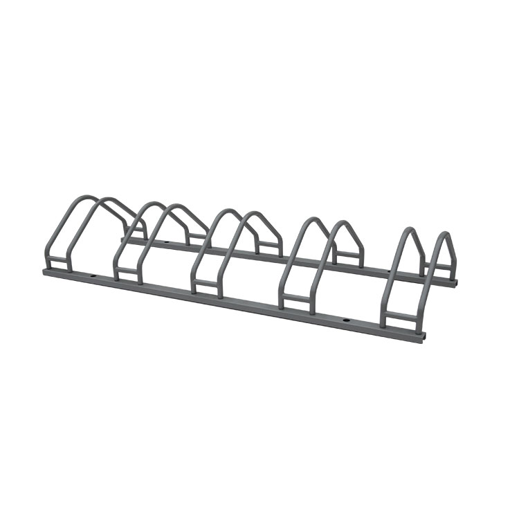 outdoor double tier stainless steel bike racks for customer
