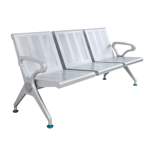 indoor leisure steel seating bench