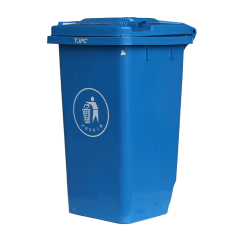 outdoor factory price plastic garbage bin