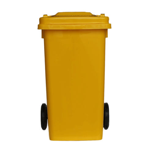 outdoor durable park large garbage bins