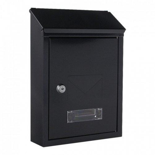 personalized mail boxes steel locking post letterbox