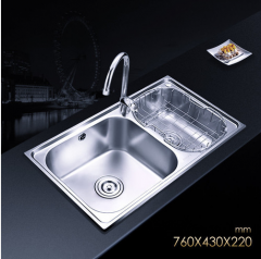 Jomoo 02094-3344 Double Basin Kitchen Sinks Modern Kitchen Sink With Kitchen Sink Faucets Lifetime Warranty