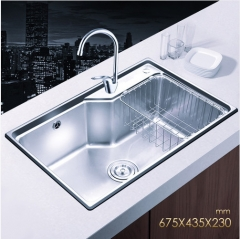 Jomoo SCZH06119A Single Bowl Kitchen Sink Kitchen Sink Undermount With Kitchen Sink Faucets