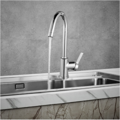 Jomoo 33080 Stainless Steel Kitchen Faucet With Single Handle Kithen Faucet