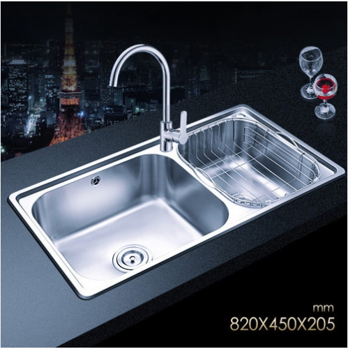 Jomoo ZH06120C Combo Double Bowl Kitchen Sink White Undermount Kitchen Sink With Modern Kitchen Faucets