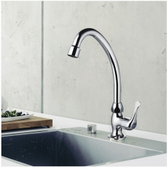 Jomoo 77017 Single Handle Kitchen Faucet With Only Cold Water Kitchen Sink Faucets
