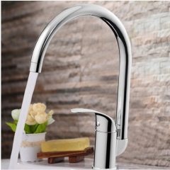 Jomoo 3330 Modern Kitchen Faucets With Single Handle Kitchen Faucet