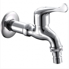Jomoo Laundry Faucet 7215-220 Stainless Steel Single Cold Water Garden Tub Faucet