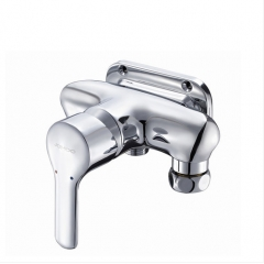 Jomoo Shower Faucet 3590-205 Brushed Nickel Bathroom Faucets Pressure Balanced Shower Faucet With Valve Trim No Shower Head