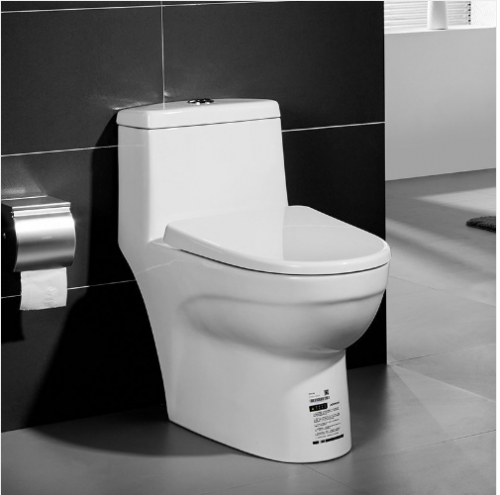 Jomoo Toilet 11249 Dual Flush Modern Toilets Floor Mounted Siphon Jet One Piece Toilet With Elongated Toilet Seats
