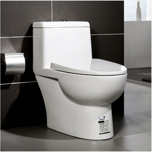 Jomoo Toilet 11248 Dual Flush Toilet Seat Slow Close Siphon Jet One Piece Toilet With Elongated Toilet Seats