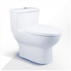 Jomoo Toilet 11185 Dual Flush Elongated Toilet Seats Siphon Jet One Piece Toilet With Toilet Seat Covers