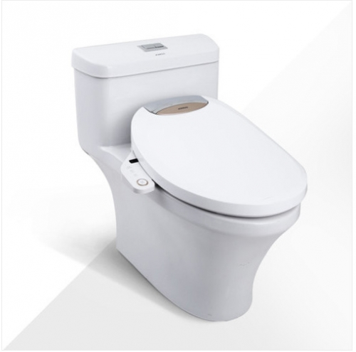 Jomoo Toilet ZH11200 Dual Flush Modern Toilets Intelligent Bidet Toilet Siphon Jet One Piece Toilet With Toilet Seat Warmer