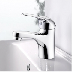 Jomoo Bathroom Faucets 3289 Polished Nickel Best Bathroom Faucets Bathroom Sink Faucets