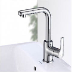 Jomoo Bathroom Faucets 32124 Single Handle Bathroom Faucet Without Pb Bathroom Sink Faucets