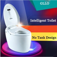 GLLO Toilet GL-9926 Modern Toilets Siphon Jet Intelligent Bidet Toilet One Piece Toilet With Toilet Seat With Heater
