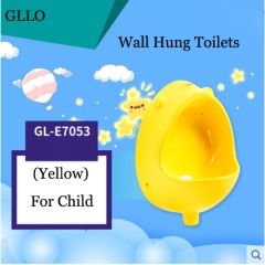 GLLO Toilet GL-E7053 Wall Hung Toilets Top Quality For Child Sensor Modern Toilets