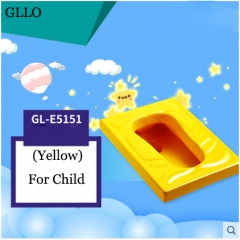 GLLO Toilet GL-E5151 Cheap Toilets Anti-Skidding Sensor Squatting Pan For Children