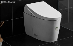 TOTO Neorest CES9788WCS IF Design Award Dual Flush TOTO Washlet Auto Tornado Flush Intelligent One Piece Toilet With Toilet Seat With Heater Auto Open