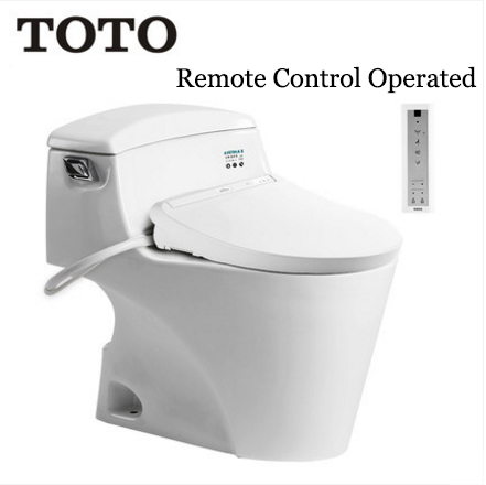 TOTO Toilet CW923GB+TCF793CS TOTO Washlet Bidet Toilet Seat Instant Hot Tornado Flush Intelligent One Piece Toilet With Toilet Seat Warmer 1.26 GPF