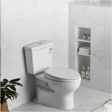 TOTO Toilets C300E1B TOTO Top Dual Flush Cefiontect Skirted Design Deodorization With Toilet Seat Slow Close 0.79/1.26 GPF