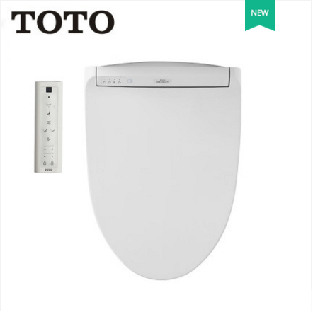 TOTO Washlet TCF7932CS TOTO eWater+ Premist Nozzle Self-Cleaning Instant Hot Water Auto Deodorization Bidet Toilet Seat