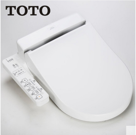 TOTO Washlet TCF6632CS TOTO Toilets Seats Premist Nozzle Self-Cleaning Stored Hot Water Dry Deodorization With Toilet Seat Slow Close