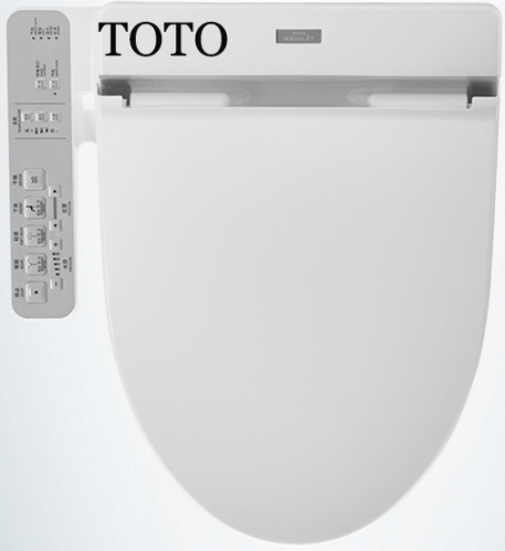 TOTO Washlet TCF355TCS Toilet Seat Warmer Premist Nozzle Self-Cleaning Stored Hot Water Dry With Toilet Seat Slow Close No Deodorization
