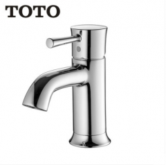 TOTO Bathroom Faucet TLS02301B Polished Chrome Bathroom Faucets Modern Bathroom Faucets Single Hole Bathroom Faucet