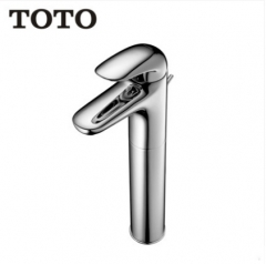 TOTO Bathroom Faucet TLS03305B Best Bathroom Faucets Brass Single Hole Bathroom Faucet