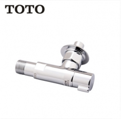 "TOTO Bathroom Accessories D103N Wall Mount Polished Chrome G1/2"" Brass Outdoor Faucet Laundry Faucet And Angle Valve"