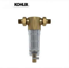 Kohler Accessories 96024T Kohler Toobi Family Central Pre-Filter