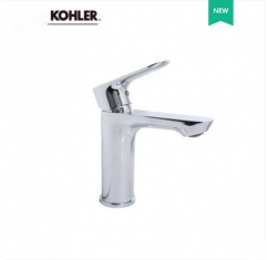 Kohler Bathroom Faucets 25102T Kohler Aleo Polished Chrome Top Mount Modern Bathroom Faucets And Kohler Widespread Bathroom Faucet