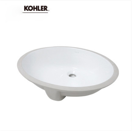 Kohler Bathroom Sinks 2210T Kohler Modern Bathroom Sinks Ceramic Undermount Bathroom Sinks Without Bathroom Sink Strainer