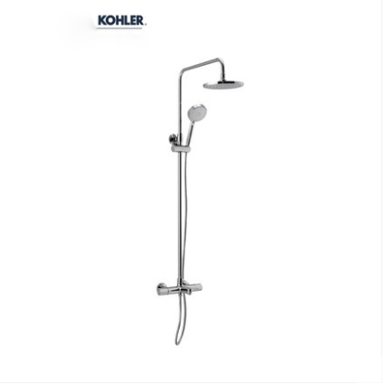 "Kohler Shower Head 99742T July 1/2"" Pressure Balanced Shower Three-Way Trim Shower Heads Rainfall Tub Spout And Shower Head With Hose 3 Spray Modes"