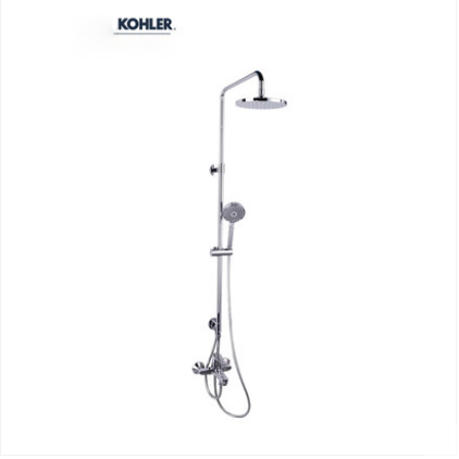 "Kohler Shower Head 5428T July 1/2"" Pressure Balanced Shower Three-Way Trim Best Rain Shower Head Tub Spout And Shower Head With Hose 3 Spray Modes"