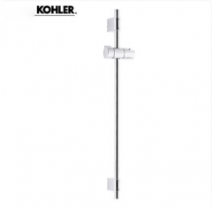 Kohler Shower Head Accessory  72740T Polished Chrome Wall Mount Adjustable Kohler Shower Head Holder Slide Bar 60 cm