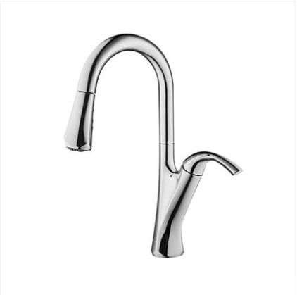 Moen Kitchen Faucets GNMCL9124 Moen Kitchen Sink Faucets No Fingerprint Pull Down Kitchen Faucet With 2 Spray