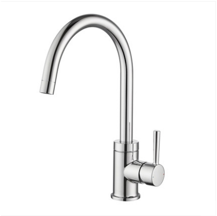 Moen Kitchen Faucets GN60405 Polished Chrome Spot Resistant Brass Kitchen Faucet