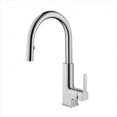 Moen Kitchen Faucets S72308 Spot Resistant Pull Down Kitchen Faucet With 2 Spray
