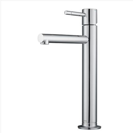 Moen Bathroom Faucets GN69122 Top Mount Bathroom Sinks Polished Chrome Modern Bathroom Faucets