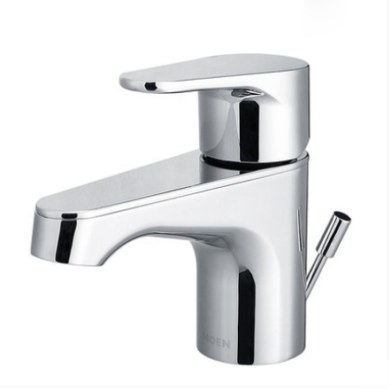 Moen Bathroom Faucets GN55121 Carlow Brushed Nickel Bathroom Faucets