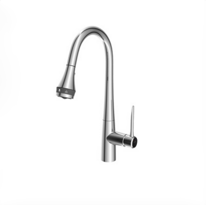 American Standard Faucets Kitchen FFAS5644 Touchless Pull Down Kitchen Faucet With 4 Spray