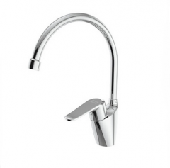 American Standard Faucets Kitchen FFAS5624 Polished Chrome Single Handle Kitchen Sink Faucets