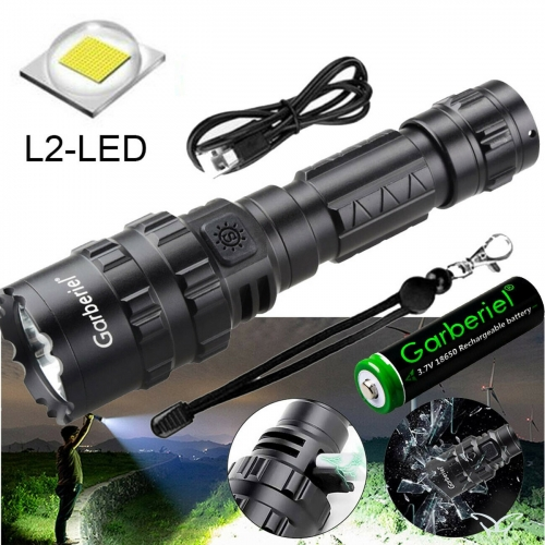 Garberiel X11 Led Flashlight 5 Modes Torch