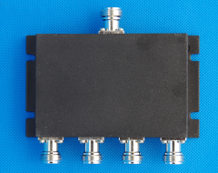 4-way Power Splitter