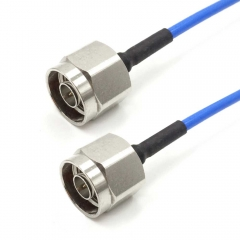 Plenum rated Low PIM RF Cable Assembly