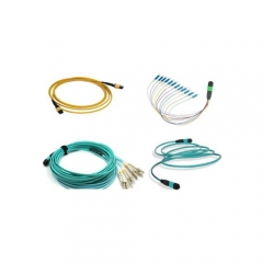 MPO/MTP Type Optical Fiber Patch Cords